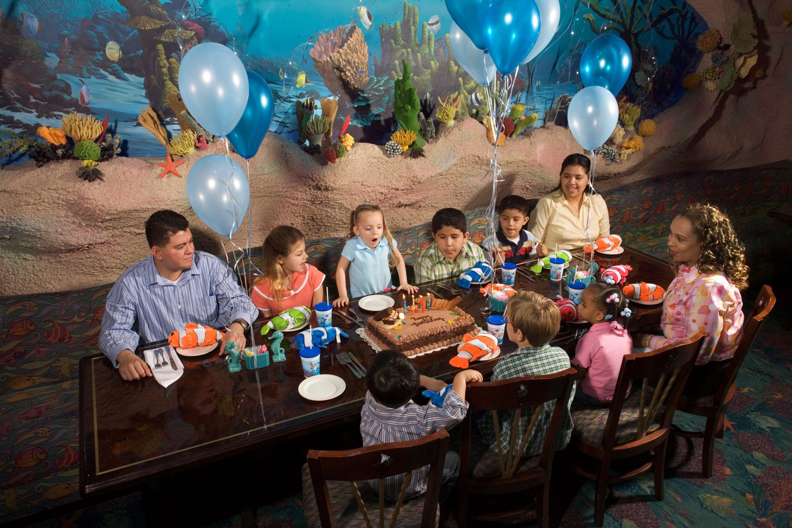 Birthday parties for kids near you.